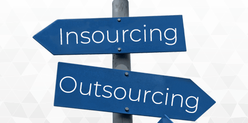 Social Media Inhouse vs. outsourcing