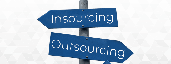 Social Media Inhouse vs. outsourcing