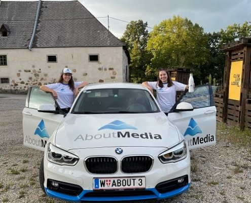 AboutMedia Branding