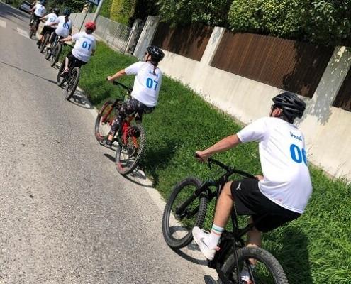 Teamevent Radfahren