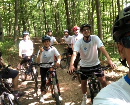 Teamevent Mountainbike
